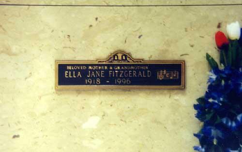 ella fitzgerald funeral - photo #4