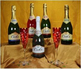 cooks champagne