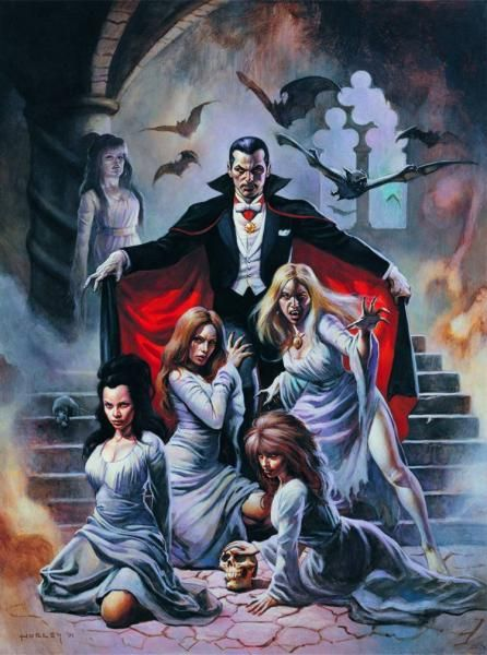 girl vampires