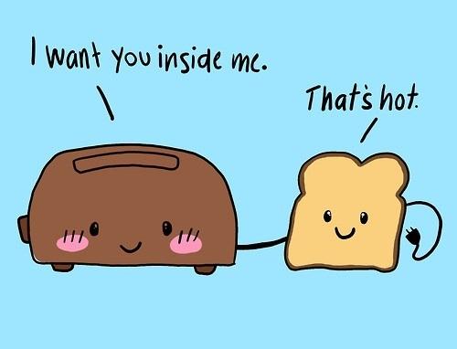 toaster sex