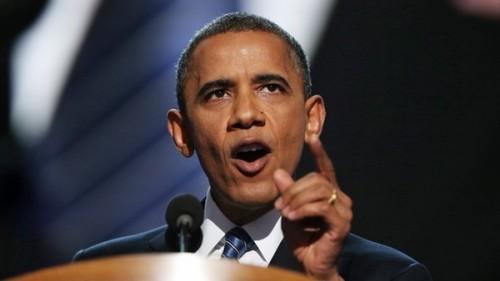 Obama acceptance