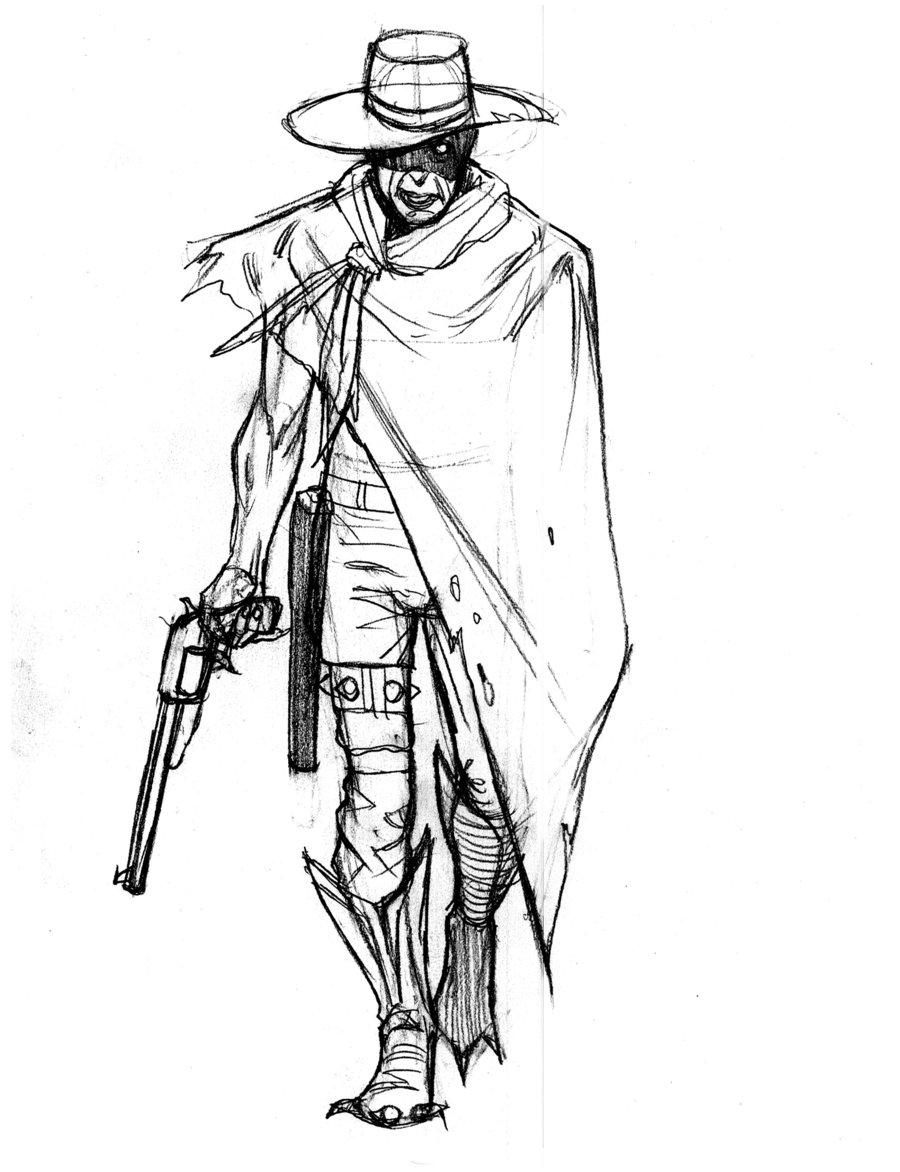 cowboy_zombie_by_dualprodigy-d4tl7ya
