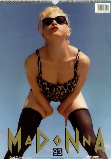 Madonna+-+Calender+1993+-+CALENDAR-155249