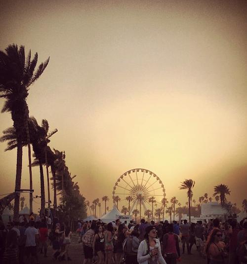 Sunday Ferris Wheel